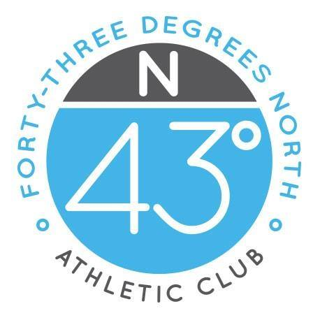 43 degrees north athletic club